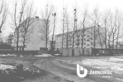 Bloki mieszkalne w Wejherowie. / fot. autor nieznany.