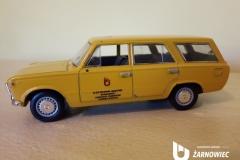 Fiat 125P Kombi należący do Ośrodka Pomiarów Zewnętrznych. / fot. Redakcja EJZarnowiec.pl