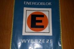 Proporczyk Energoblok Wybrzeże / fot. Redakcja EJZarnowiec.pl