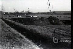 Przekazanie placu budowy 31.03.1982. Fot. Henryk Torbicki
